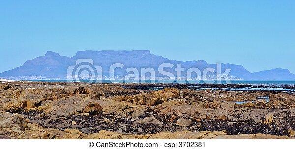 Table Mountain - csp13702381