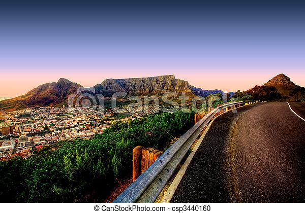 Table Mountain Road - csp3440160