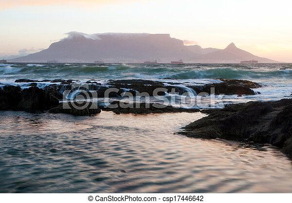 Table Mountain - csp17446642