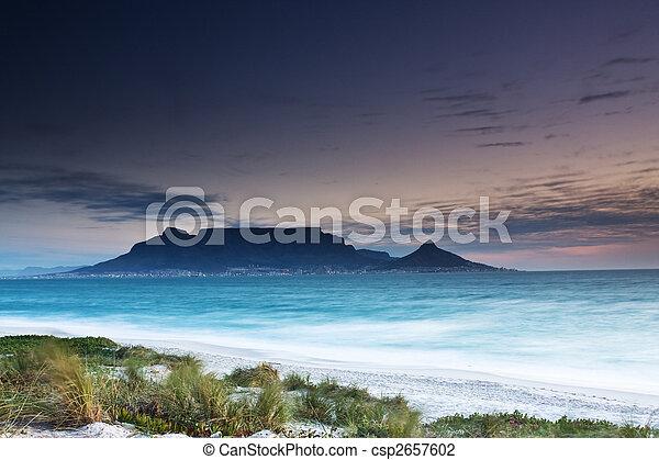 Table Mountain - csp2657602