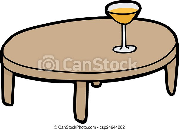 Table With Wine Glass Small Round Table With Martini Glass On Top