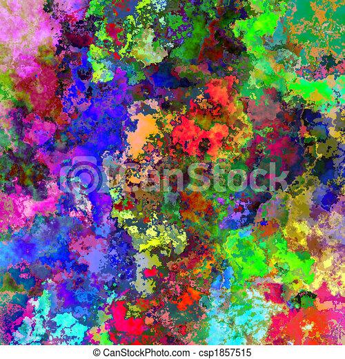 tableauabstrait, style, fond - csp1857515