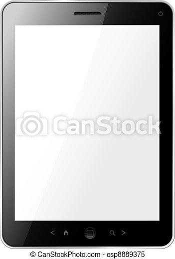 tablet pc - csp8889375