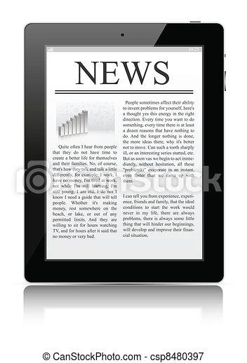 Tablet pc - csp8480397