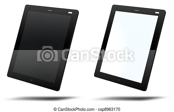 Tablet PC Template - csp8963170