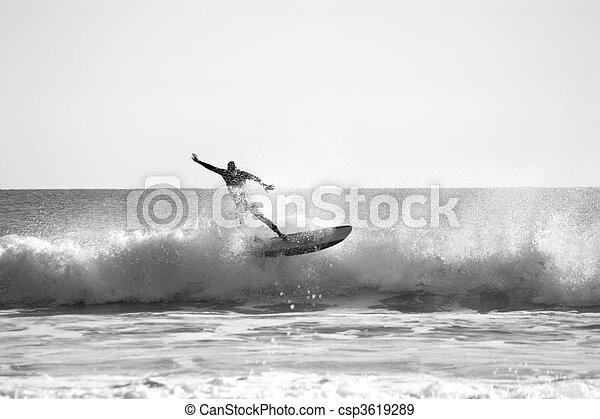 Surfer - csp3619289