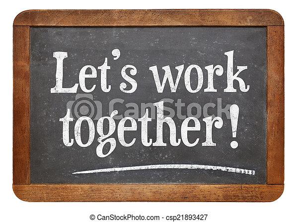 tabule, pojem, kolektivní práce - csp21893427