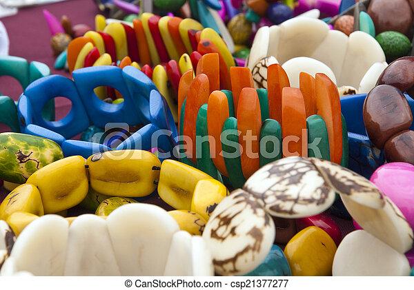 Tagua Jewelry - Bracelets - csp21377277