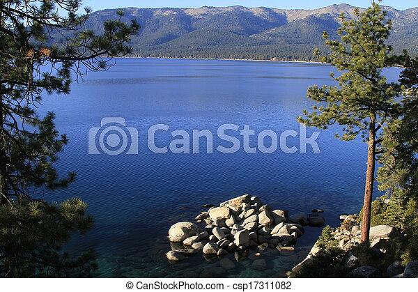 Tahoe California - csp17311082