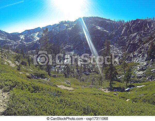 Tahoe California - csp17311068