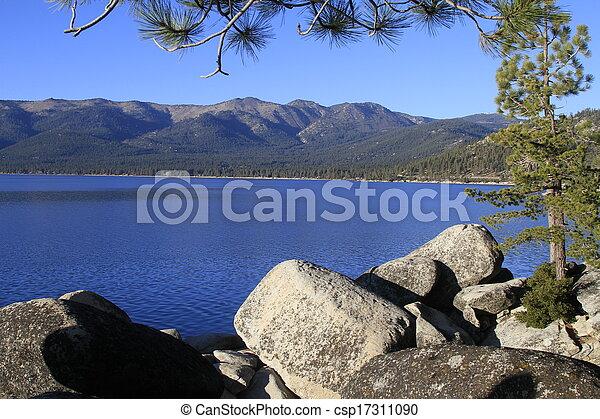 Tahoe California - csp17311090