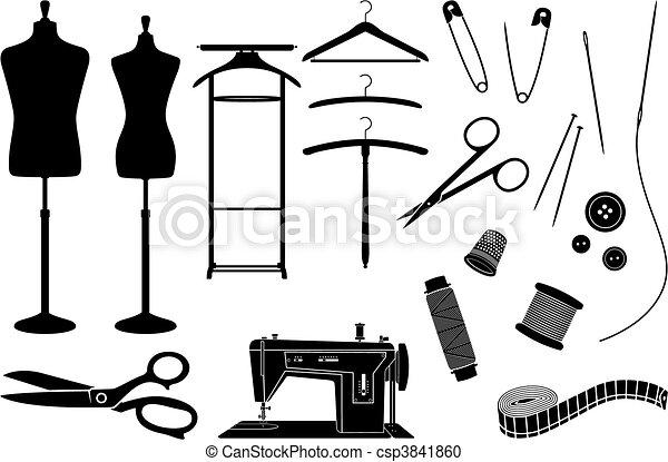 Tailoring - csp3841860
