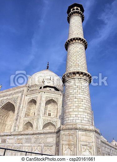 Taj Mahal - csp20161661