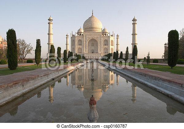 Taj Mahal - csp0160787