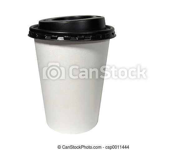 Take-Out Coffee - csp0011444