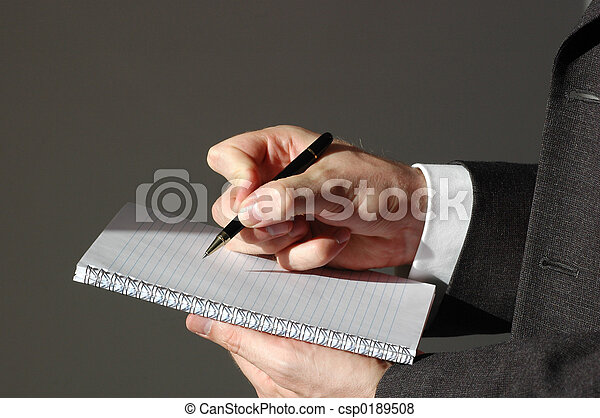 Taking Notes - csp0189508