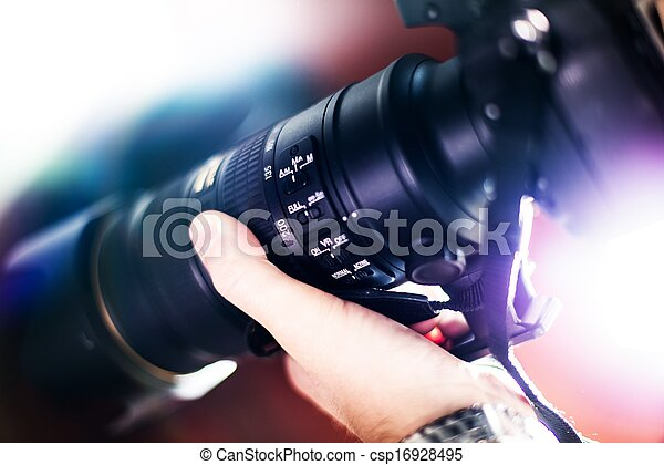 Taking Pictures  - csp16928495