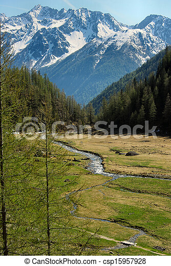 Valley - csp15957928