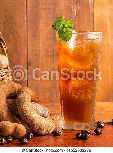 Tamarind juice - csp52603276