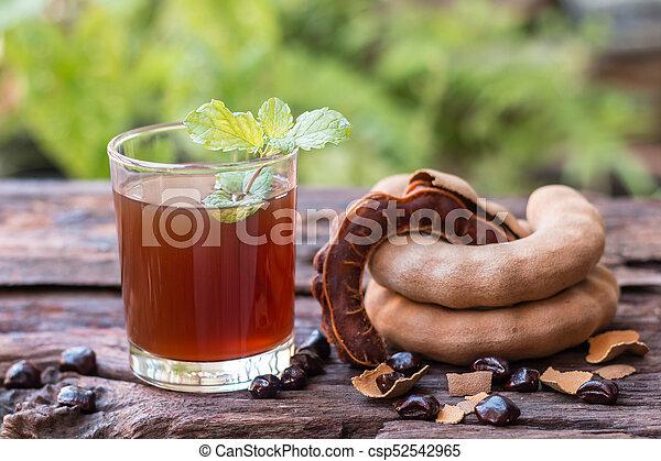 Tamarind juice - csp52542965