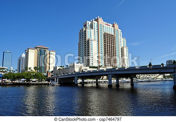 Tampa Bay, Florida - csp7464797