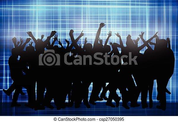 tančení, národ - csp27050395