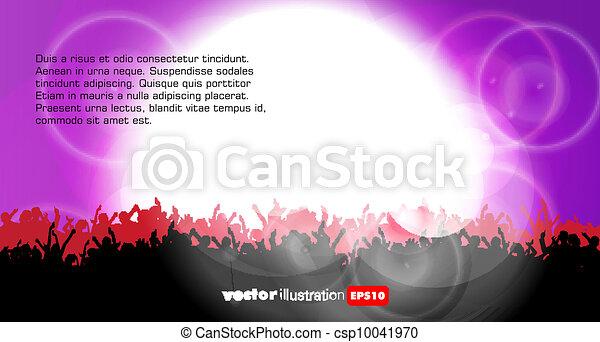 tančení, národ - csp10041970