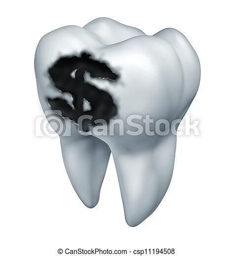 tand försäkring - csp11194508