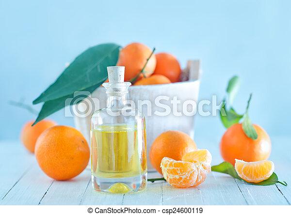 Tangerine essential oil - csp24600119