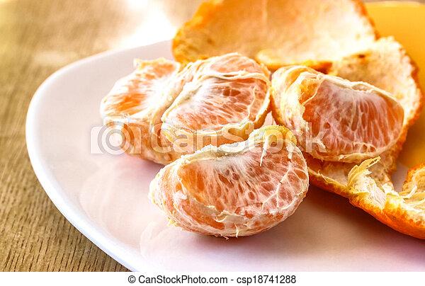 tangerine - csp18741288