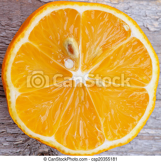Tangerine - csp20355181