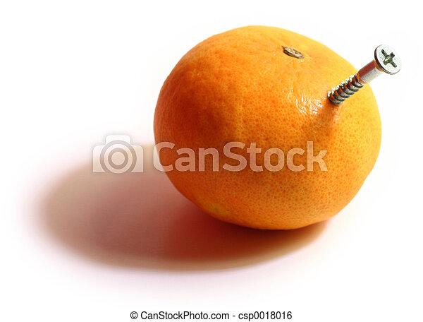 Tangerine - csp0018016