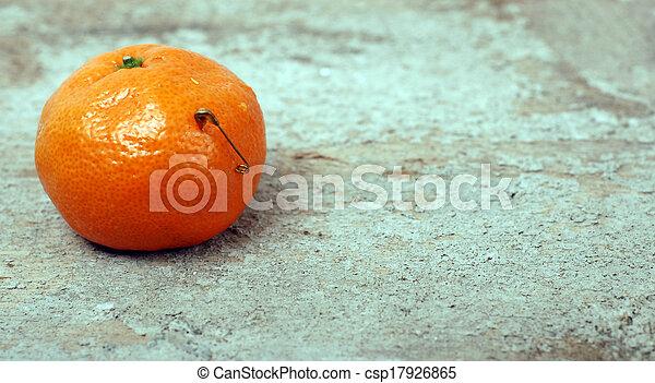 Tangerine  - csp17926865
