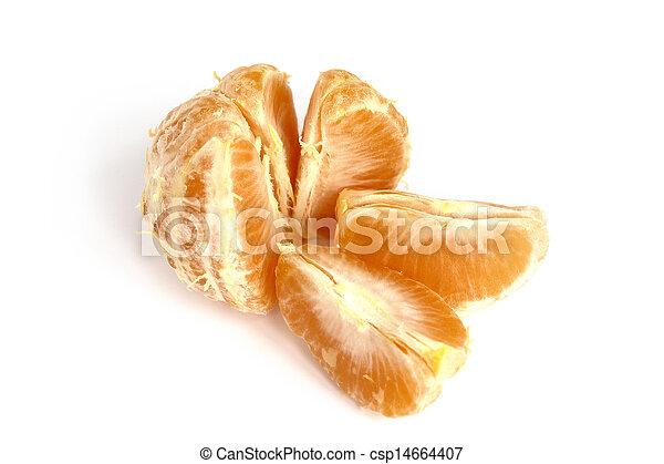 Tangerine - csp14664407