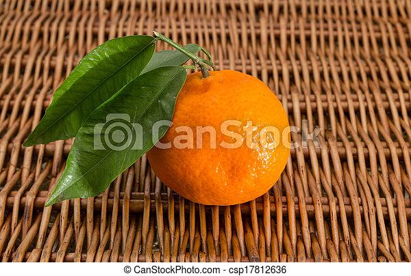 Tangerine - csp17812636