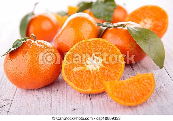 tangerine - csp18869333