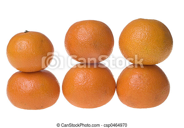 Tangerines - csp0464970