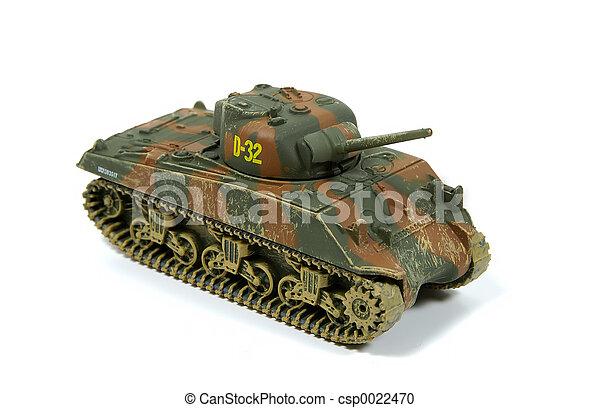Tank Model - csp0022470