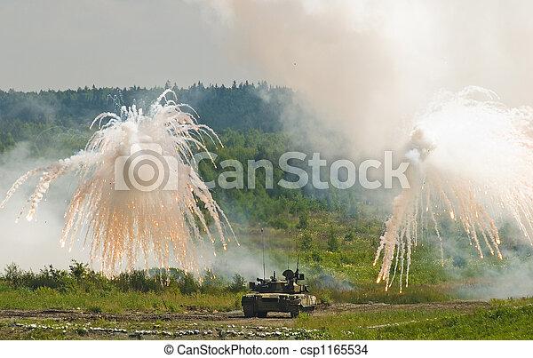 Tank T-80 - csp1165534