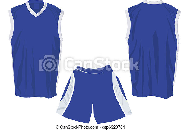Tank top template for sports in separate layers for easy editing tank top csp6320784 maxwellsz