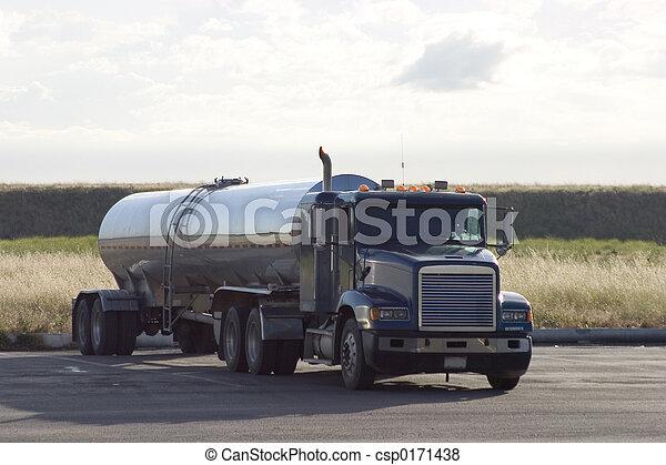 Tank Truck - csp0171438