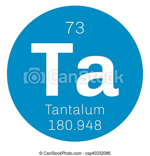 Tantalum Chemical Element Highly Corrosion Resistant Transition