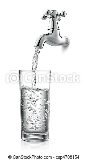 tap and water - csp4708154