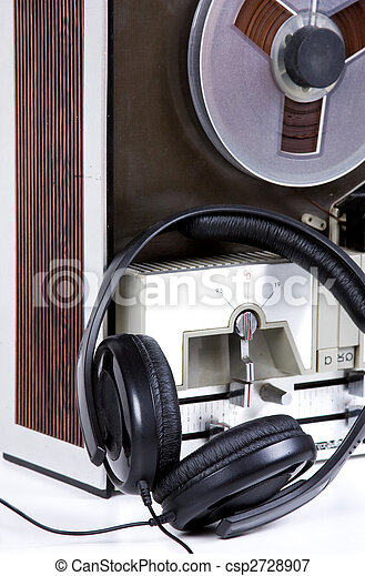 tape recorder - csp2728907