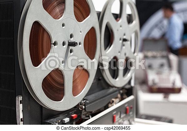 Tape recorder - csp42069455
