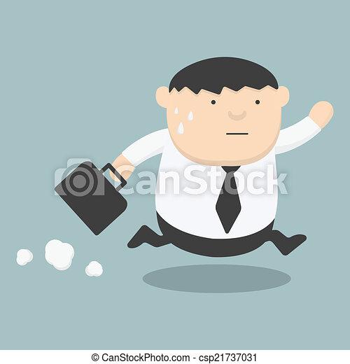 La grasa del negocio llega tarde - csp21737031