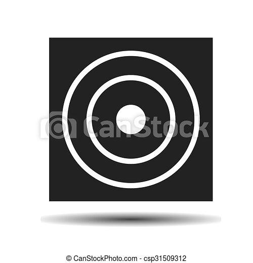 Target black flat csp31509312
