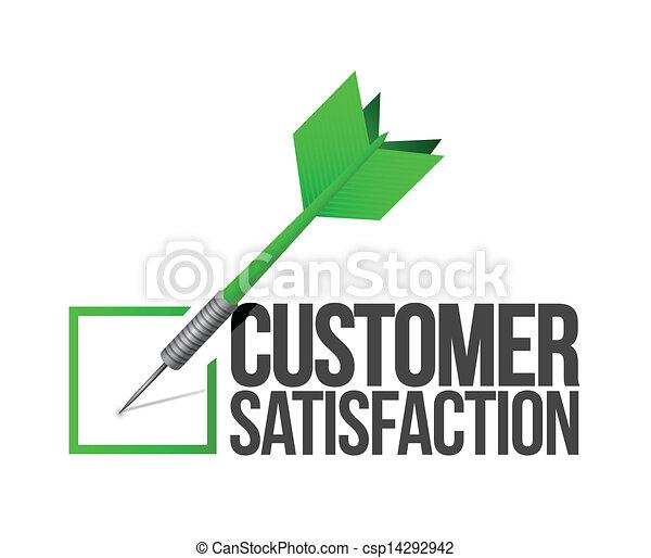target good customer service concept illustration - csp14292942