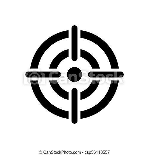 Target icon csp56118557