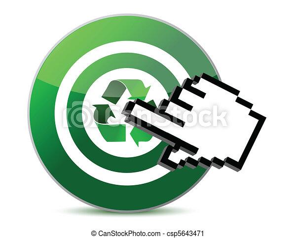 targeting recycle - csp5643471